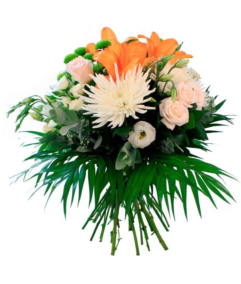ramo-fresco-42e-dulce-por-las-rosas-en-tonos-variados-alegre-por-el-naranja-de-los-lilium-y-atrevido-por-el-verde-de-los-chrisantemos-un-arreglo-unico-y-especial