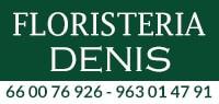 Floristería Denis logo