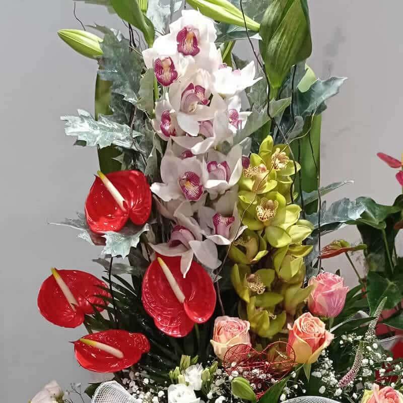 Centro-de-flor-tropical-precios
